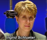 Ingrid Schlueter, Crosstalk Radio