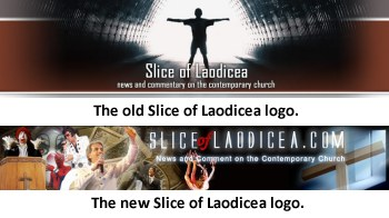 Slice of Laodicea logos