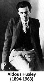 Aldous Huxley, (1894-1963)